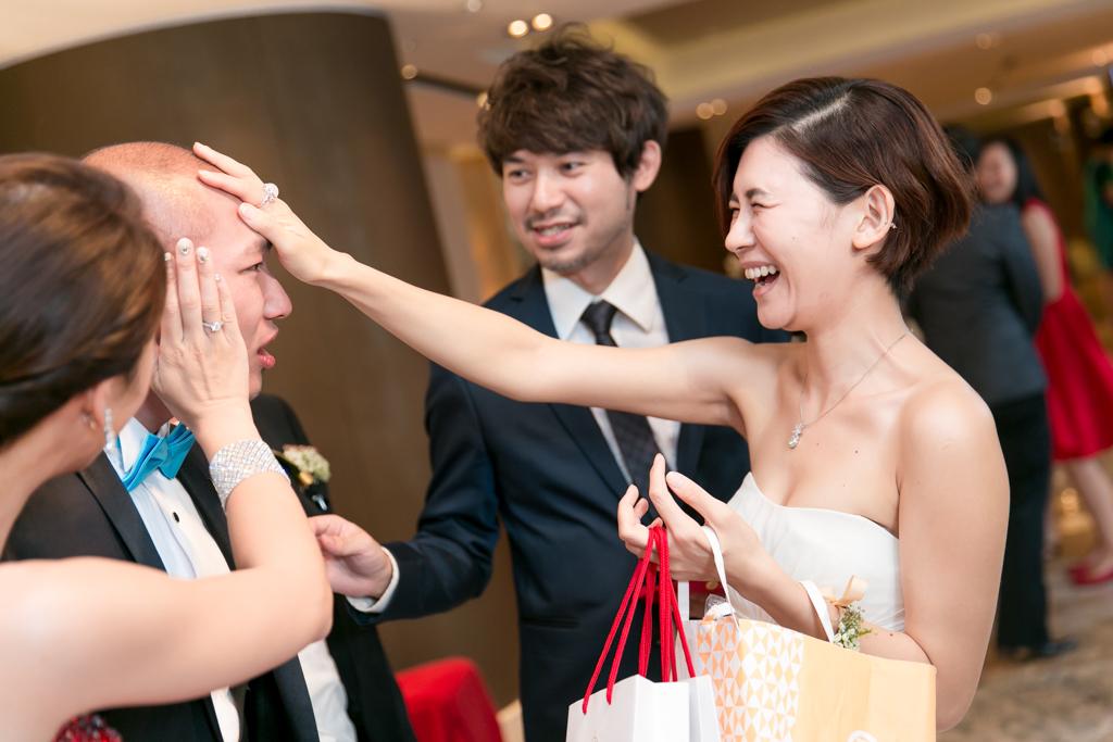 台北君悅酒店 婚禮 Grand Hyatt Taipei-112
