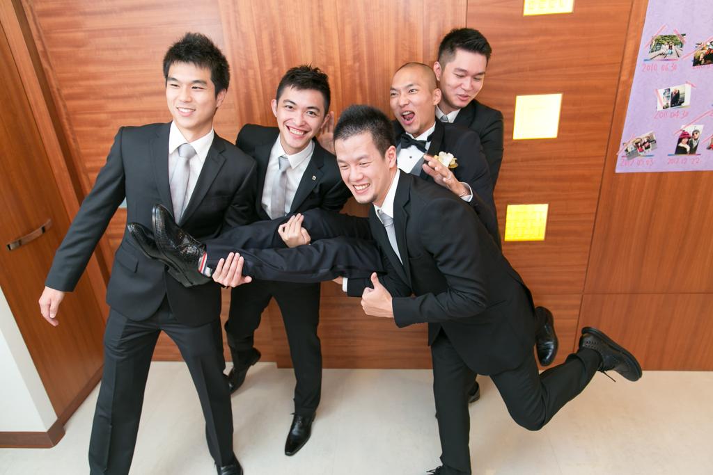 台北君悅酒店 婚禮 Grand Hyatt Taipei-27
