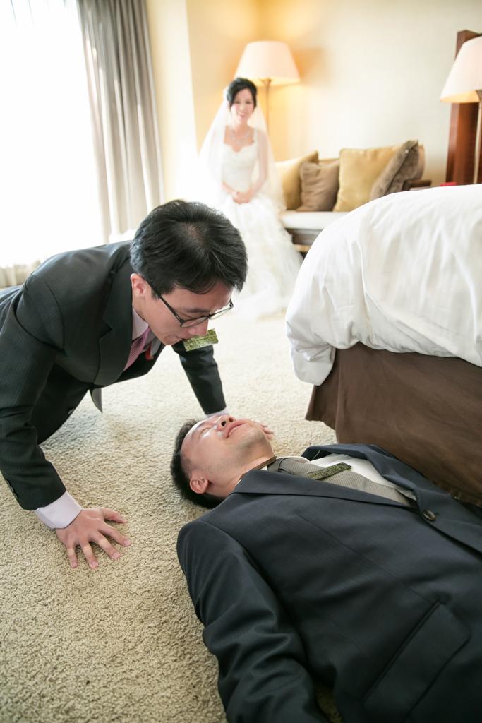 晶華酒店 婚禮-17
