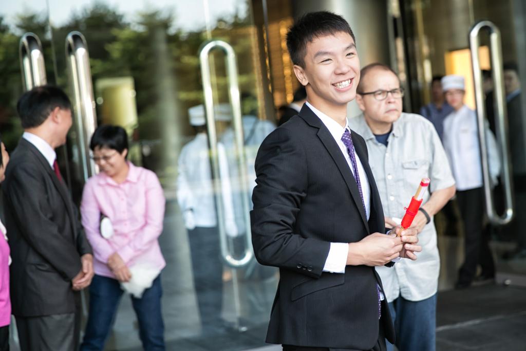 晶華酒店 婚禮-33