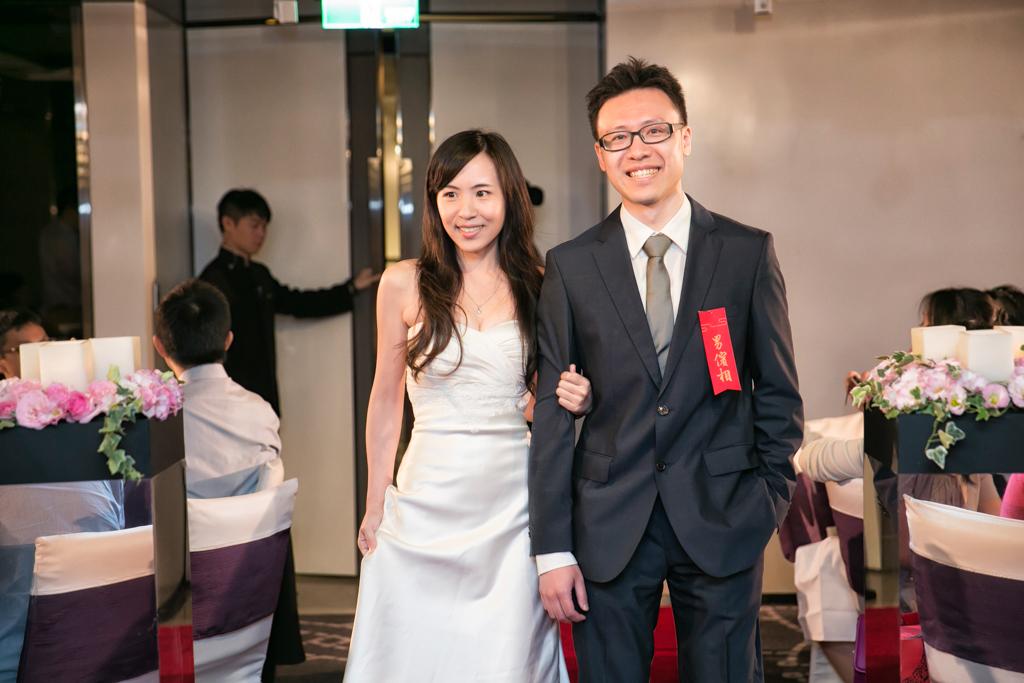 晶華酒店 婚禮-50