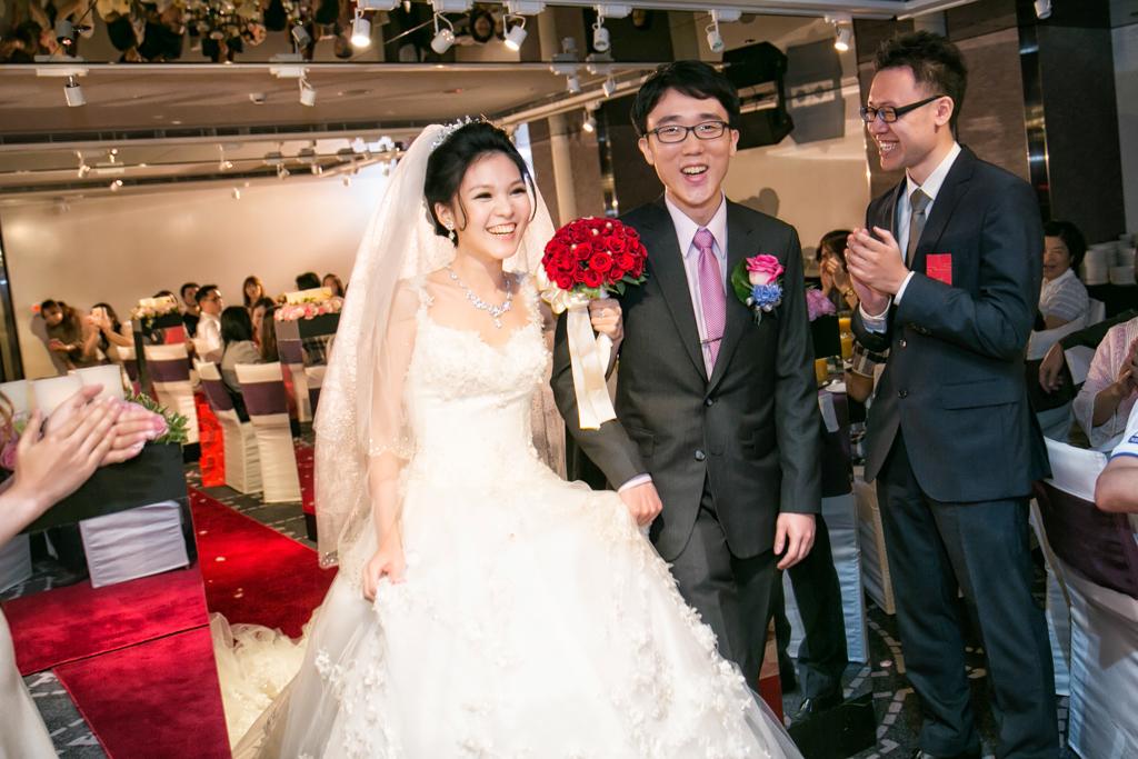 晶華酒店 婚禮-59