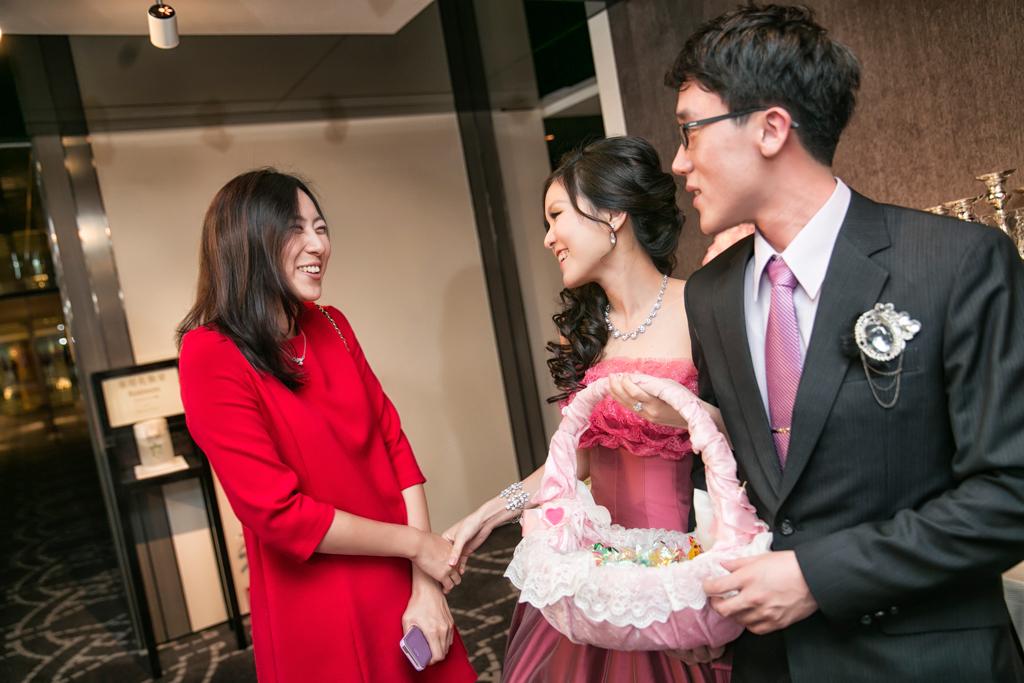 晶華酒店 婚禮-73