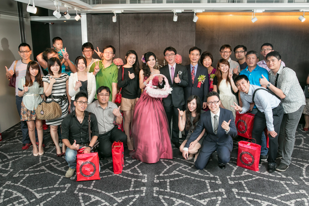 晶華酒店 婚禮-74