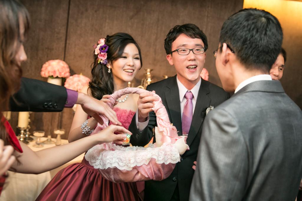 晶華酒店 婚禮-76