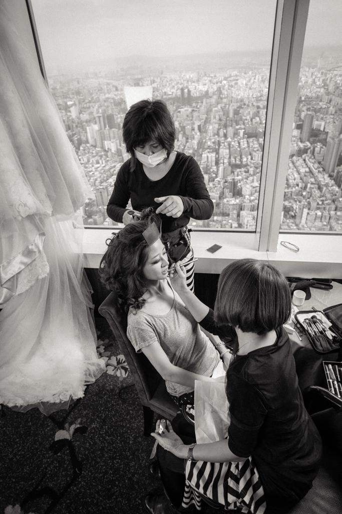 欣葉101 85樓婚禮-1