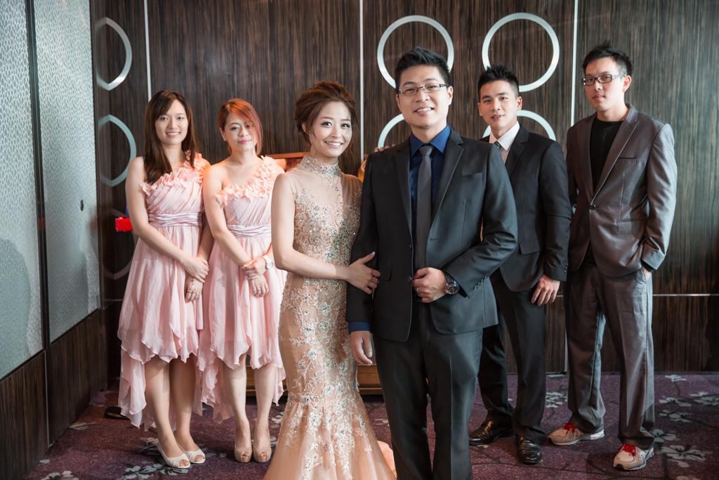 欣葉101 85樓婚禮-23