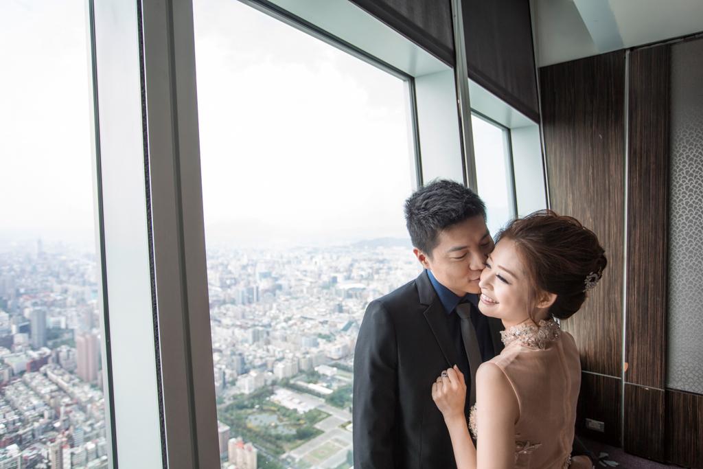 欣葉101 85樓婚禮-25