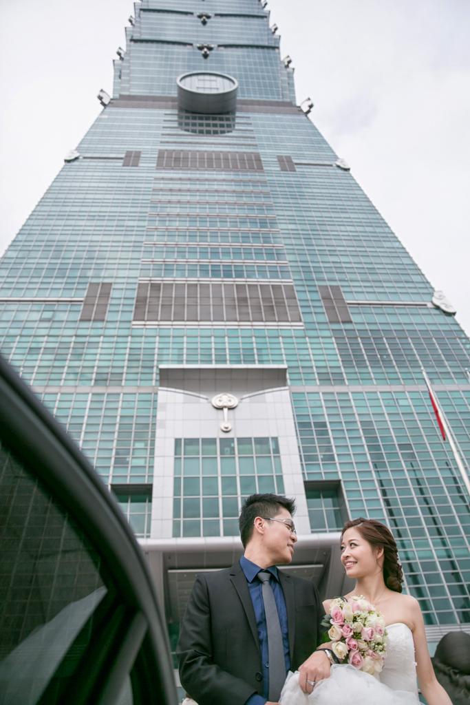欣葉101 85樓婚禮-33