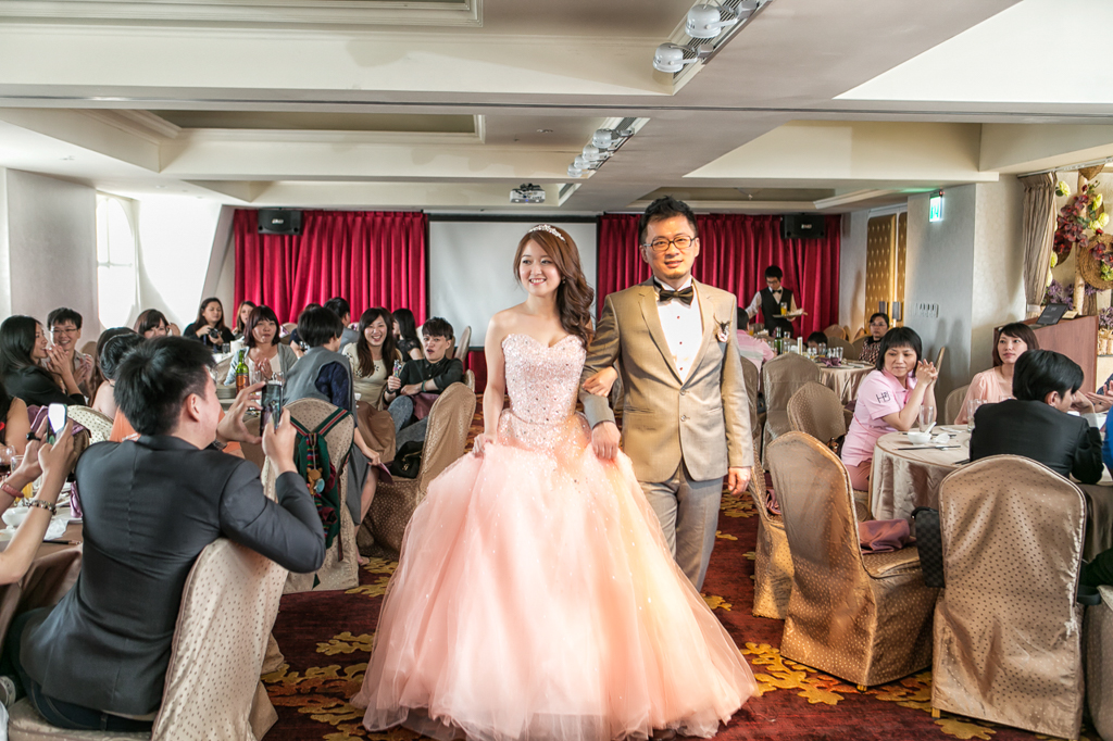 首都大飯店婚禮-70