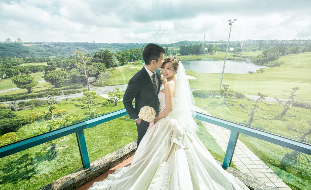 揚昇高爾夫 婚禮攝影-1