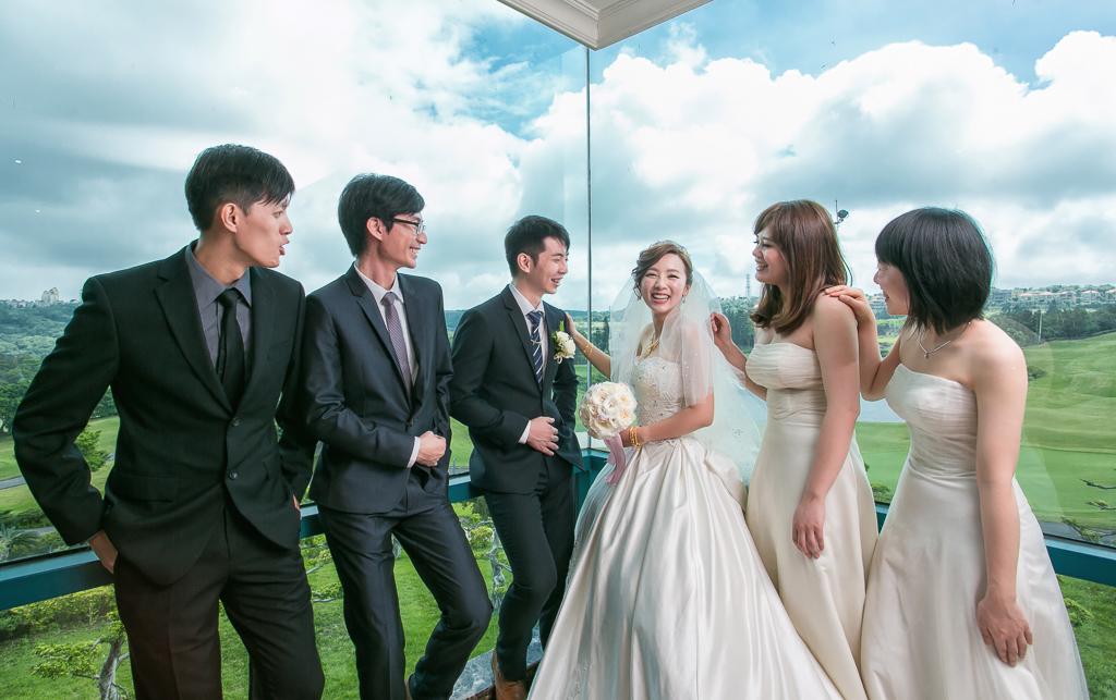 揚昇高爾夫 婚禮攝影-140