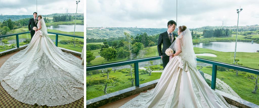 揚昇高爾夫 婚禮攝影-141
