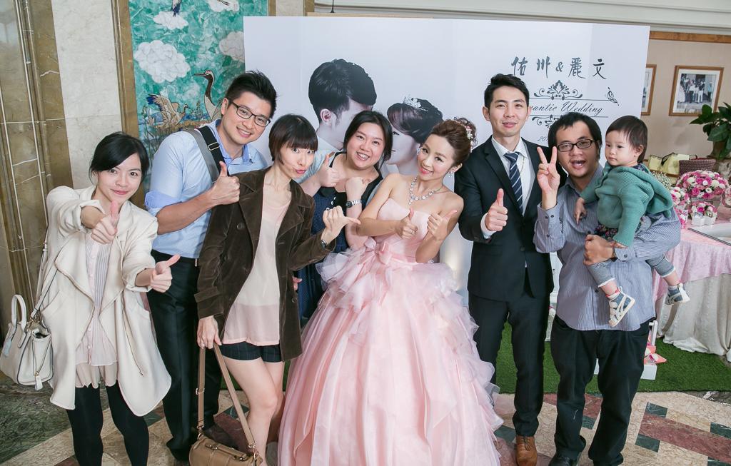 揚昇高爾夫 婚禮攝影-236