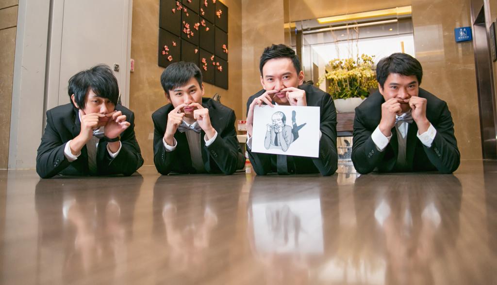麗禧溫泉酒店 婚禮攝影-24