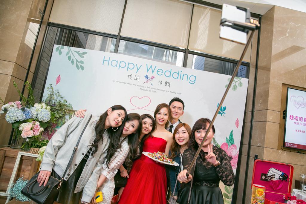 麗禧溫泉酒店 婚禮攝影-241