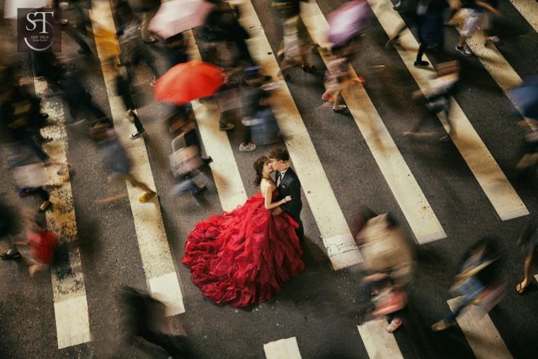 黑焦耳 自助婚紗-1