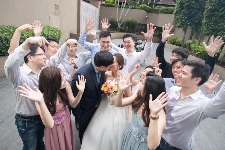 新加坡婚禮紀錄-50